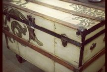 travel chest