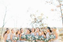 Wedding Party / Everything I want for our wedding party!
