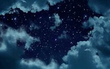 . Sky is up