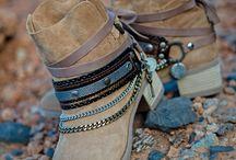 Angels Ibiza : Linda Ibiza / Los diseños en piel de Linda Ibiza son simplemente espectaculares. Complementos, calzado, cazadoras...