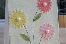 CARDS-HAND-MADE-DIFFERENT-OCCASIONS / by Stacy Williams