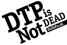 DTP is not dead