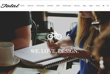 Website Inspiration / Websites we like and what we can base our websites on