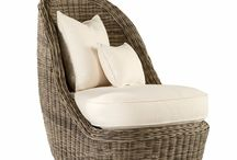 Outdoor furniture / Anything out door u can sit on or sit at, that can be made or bought cheaply.