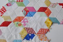 English Paper Piecing / by Buttons and Butterflies