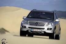 Mercedes ML 350 / I own one, in silver with sidesteps