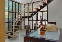 Foyer and Staircase Designs / Featuring extraordinary foyers and staircase designs.