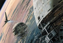 scifi art