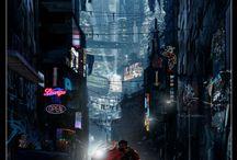 cities urban