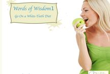 Orthodontic Words of Wisdom / Tips to improve your oral hygiene.