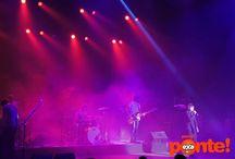 """""""Babasonicos en concierto"""" / Siempre en los mejores eventos... #MuchoMasMusica"""