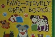 "Decorations / This board is dedicated to decorating ideas for the iREADS 2014 Summer Reading Program theme: ""Paws to Read"". This board covers ideas for children ages 0-12 years."