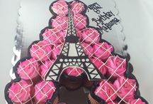 """Chef Kimihou Cake Design / A variety of cakes by pastry chef Kimberly """"Kimihou"""" Bryant"""