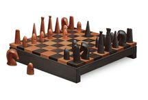 chess II / moderní tvary