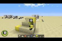 Minecraft básico, tutoriales y consejos / Minecraft básico, tutoriales y consejos para hacerte un minecrafter profesional ;)