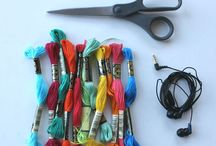Glue Scissors and Crayons / by Jennifer Smith