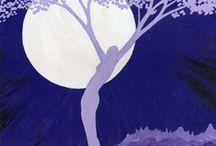 Nő és Hold