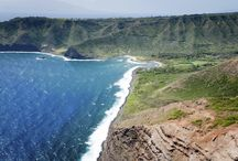 Hawaii's Beaches and Oceans / Some of the best in the world.