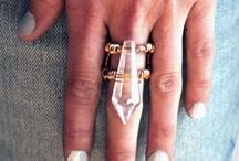 Rings I LOVE!!!!