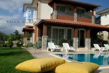 Fethiye Ovacıkta Kiralık Villa