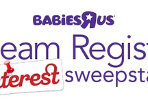 "Babies""R""Us Dream Registry / by Tiffany Winner"