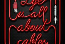 cartel tipografico / typographic poster