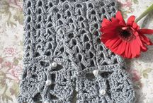 Knits and Crochet / knitted and crocheted items