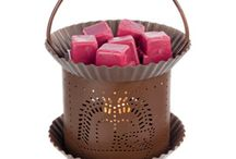 Tart Warmers / Candleberry Tart Warmers for your Simmering Cake Tarts and Power Pods