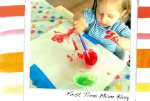 Fun Crafts for Kids / Fun crafty things to do with your kids