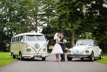 Wedding Cars / Some pins of wedding cars I've photographed.