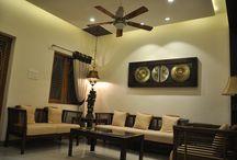 Living Room Interior Designs - KONCEPTLIVING / Latest Living Room Interior Designs by Konceptliving Interior Designs