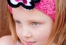 Crochet Wear / Wearable Crochet. Scarves, Shawls, Headbands, Wrist Warmers, Boot Cuffs, Slippers