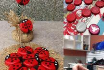 bottle cap craft ideas