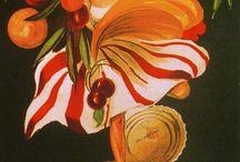 Graphic design or vintage images