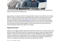 What problems do you have to face when hire an unprofessional essay writer in uk