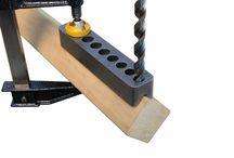 drill jigs & tips