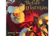 Christmas Books / Christmas Books for Snata or Mrs. Claus to read