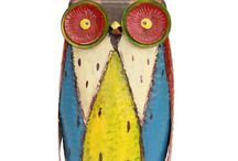 Something to Hoot About / Everything Owls! Hoot and Holler over our HUGE selection of Owl Home Decor!! / by Trees n Trends - Unique Home Decor