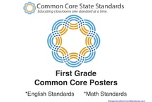 First Grade Common Core / First Grade Standards, 1st Grade Standards, First Grade Common Core, First Grade Common Core Standards, First Grade State Standards, 1st Grade Common Core / by Common Core Standards