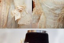 late victorian sheer dress