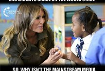 Melania Trump our First Lady