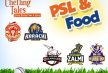 Cricket and Food / We bring together the best of the cricketing and food world