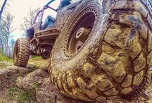 These tires represent a successful #MuddyMonday. Thanks to Matty for this awesome picture. - photo from jeepofficial
