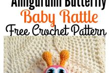 Crochet Baby Things!