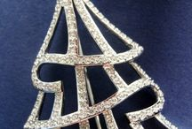 Brooches, Christmas / by Troy Erickson