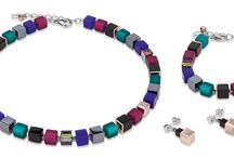 Fashion Jewellery / Fashion Jewellery to wear at anytime. Colourful and expressive.