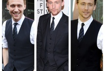 Tom Hiddleston / by Andrea S