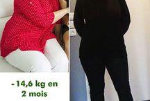 Perdre 14kg en 2 semaines / Menu minceur