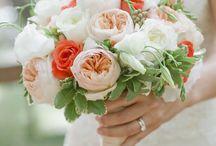 My favourite bridal bouquets