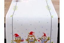 Vánoční ubrus